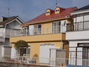 東金市 N様邸 外壁・屋根塗装施工事例