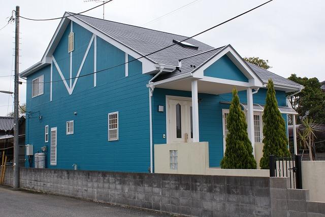 いすみ市 G様邸 外壁・屋根塗装施工事例