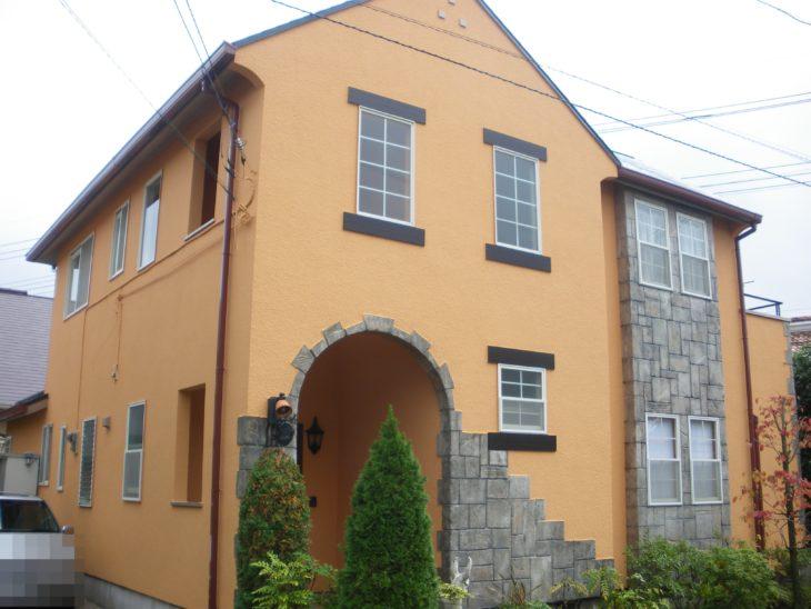 季美の森 Y様邸 外壁・屋根塗装施工事例
