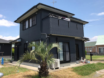 九十九里町 K様 外壁・屋根塗装 施工事例