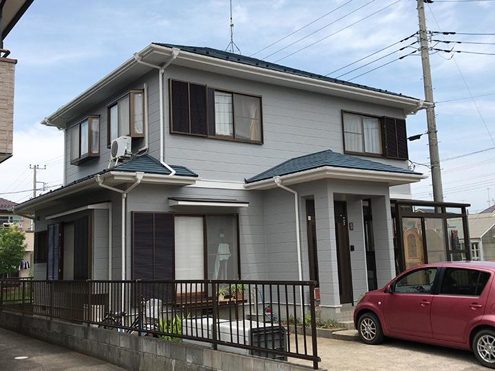 東金市 Y様 外壁・屋根塗装施工事例