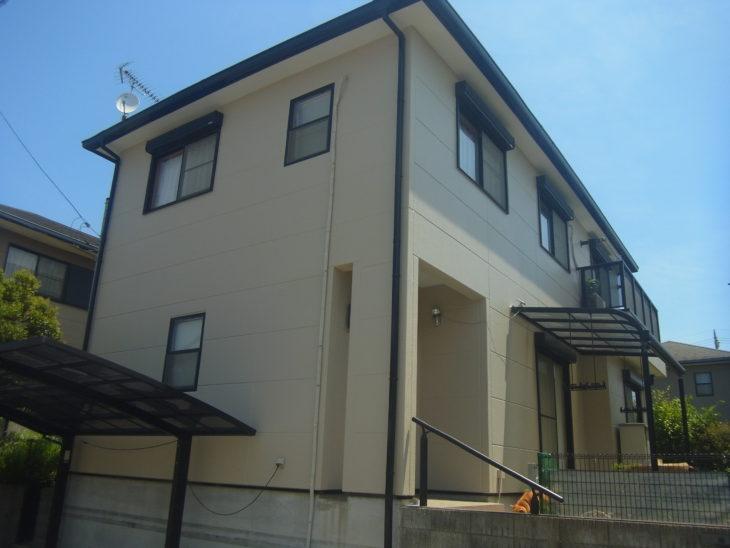 大網白里市 K様 外壁塗装、屋根塗装 施工事例
