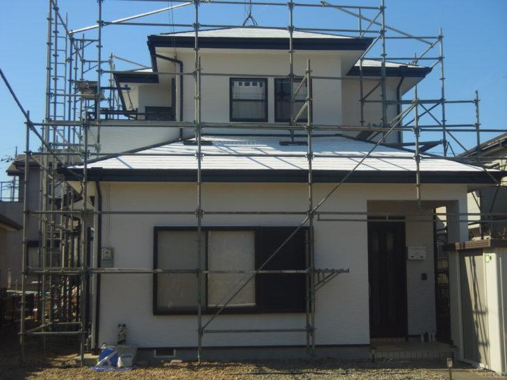 東金市 K様邸 外壁塗装・屋根塗装施工事例