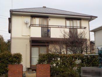 千葉市 A様邸 外壁・屋根塗装施工事例