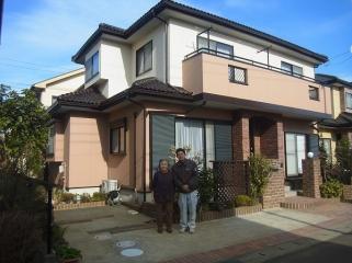 八街市 M様 外壁塗装・屋根塗装 施工事例