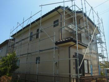 九十九里 U様邸 外壁塗装 シロアリ防除 施工事例