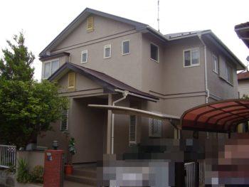 千葉県 東金市 S様 外壁塗装 屋根塗装