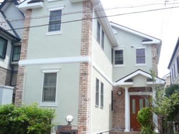 浦安市 K様 外壁塗装 屋根塗装 玄関ドア塗装 施工事例