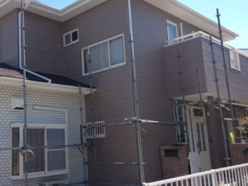 東金市 T様 外壁塗装・屋根塗装 施工事例