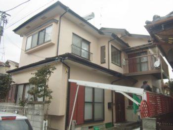 東金市 K様邸 外壁塗装・屋根塗装 施工事例
