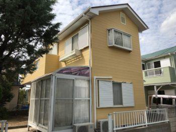 東金市 H様邸 外壁・屋根塗装工事