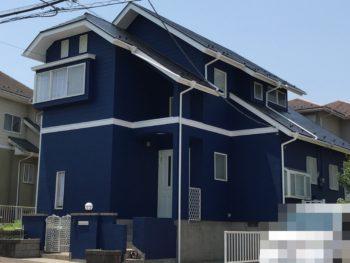 東金市 M様邸 外壁塗装 屋根塗装 施工事例