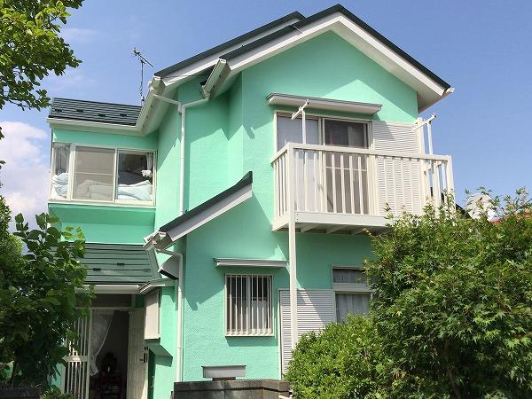 火災保険適用 大網白里市 外壁、屋根 ガルバリウム鋼板 葺き替え リフォーム