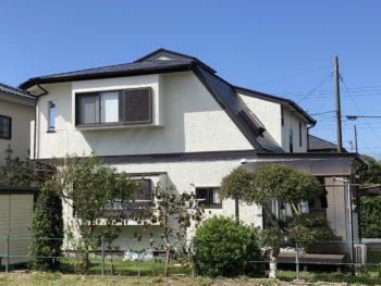 東金市 M様邸 外壁塗装 屋根塗装 工事 二度目のご依頼になります