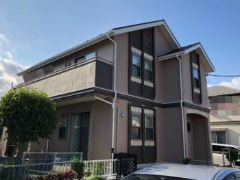 東金市 O様邸 外壁塗装 屋根塗装 施工事例
