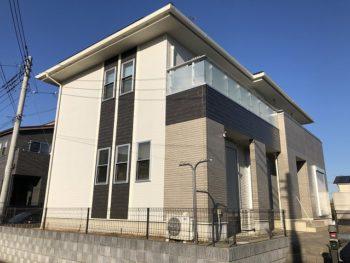 八街市 S様邸 外壁塗装 防水工事 施工事例