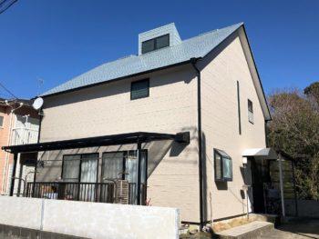 千葉県 東金市 Y様邸 外壁塗装 屋根塗装 施工事例