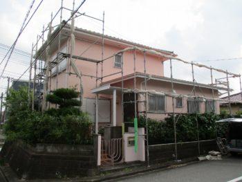 袖ヶ浦市 M様邸 外壁塗装 屋根塗装 葺き替え 大工工事 施工事例