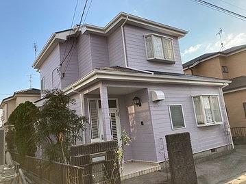 東金市 T様邸 外壁塗装 屋根塗装 雨漏り 施工事例 室内リフォームまでお任せください!
