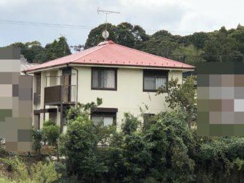 千葉市 T様邸 屋根塗装 屋根塗装工事 ラジカル制御型 施工事例