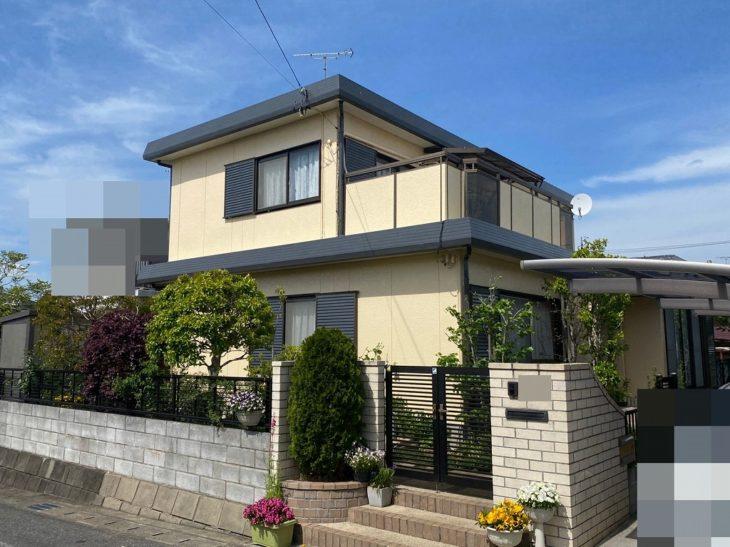 千葉市 Y様邸 外壁塗装 屋根塗装 波板交換 施工事例
