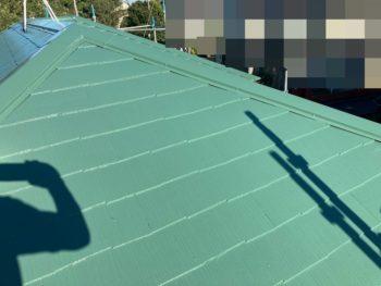 大網白里市 T様邸 屋根塗装 棟板金一部交換 網戸交換 施工事例